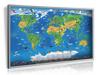 Panorama Kinder Weltkarte