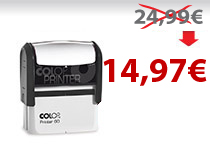 Colop Printer 30: Adress-, Firmen-, Text- & Logo Stempel