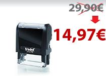 Trodat-Printy-4912: Text- & Logo Stempel
