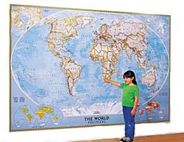 Landkarten Stempel Weltkarten Wandkarten Globen Gunstig