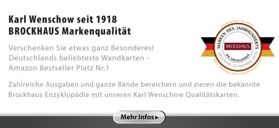 Karl Wenschow Seit 1918.