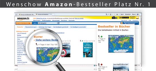 Wenschow Amazon Bestseller Nr. 1